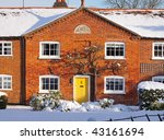 Traditional Red Brick English...