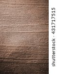 pressed into the wood grain... | Shutterstock . vector #431717515