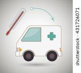 medical healthcare design    Shutterstock .eps vector #431726071