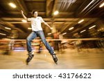 moscow   november 01 ... | Shutterstock . vector #43176622