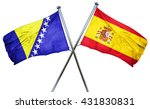 bosnia and herzegovina flag... | Shutterstock . vector #431830831