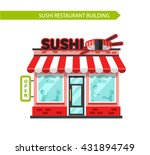 flat style vector illustration... | Shutterstock .eps vector #431894749