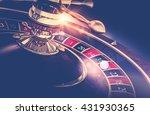 casino roulette game. casino...