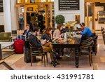 denver  colorado  usa june 1 ... | Shutterstock . vector #431991781