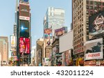 new york   september 5  2010 ... | Shutterstock . vector #432011224
