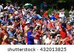 vail  colorado   july 4  2015   ...   Shutterstock . vector #432013825