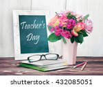Teacher's Day Holiday Greeting...