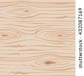 seamless wooden texture pattern ... | Shutterstock .eps vector #432087169