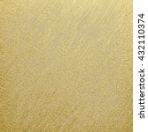 gold texture. metal pattern.... | Shutterstock .eps vector #432110374