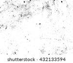 subtle grain vector texture... | Shutterstock .eps vector #432133594