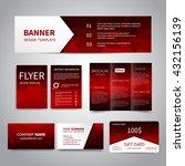banner  flyers  brochure ... | Shutterstock .eps vector #432156139
