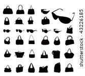 Vector Fashion Silhouettes