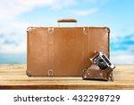 traveling. | Shutterstock . vector #432298729
