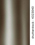 bronze plate | Shutterstock . vector #4323040