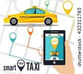 vector illustration of a smart... | Shutterstock .eps vector #432311785