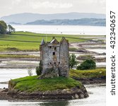 Castle Stalker  Argyll And But...