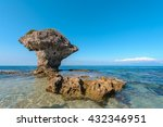 flower vase coral rock at lamay ... | Shutterstock . vector #432346951