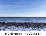 stony shoreline near eggum on...   Shutterstock . vector #432356659