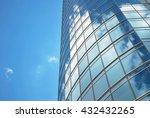 modern building | Shutterstock . vector #432432265