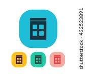 vector calendar icon   Shutterstock .eps vector #432523891