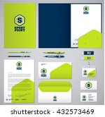 identity and logo. sports.... | Shutterstock .eps vector #432573469