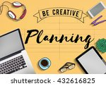 planning design guide objection ... | Shutterstock . vector #432616825