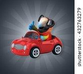 parrot | Shutterstock . vector #432763279