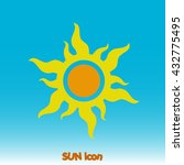Sun Icon App.sun Icon Ui. Sun...