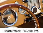 Color Image Of The Dashboard O...