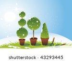A Landscape Format Image Of...
