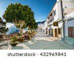 tejeda  gran canaria  spain may ... | Shutterstock . vector #432969841
