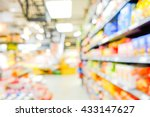 abstract blur miscellaneous... | Shutterstock . vector #433147627