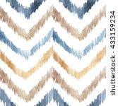 watercolor seamless pattern... | Shutterstock . vector #433159234
