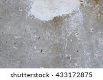 concrete wall background with... | Shutterstock . vector #433172875
