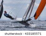 punta ala   3 june   teams... | Shutterstock . vector #433185571