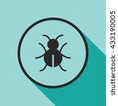 bug icon. bug vector...