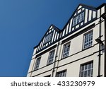 traditional british house in... | Shutterstock . vector #433230979