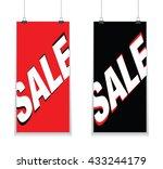 sale sign | Shutterstock .eps vector #433244179