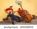 Santiago De Cuba  Cuba   Circa...