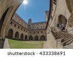 Pope's Palace  Avignon France ...