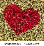 Heart Shape From Alphabet...
