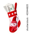 Christmas Stocking Stuffed Wit...