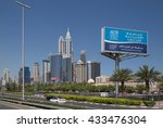dubai  uae   may 15  2016 ... | Shutterstock . vector #433476304