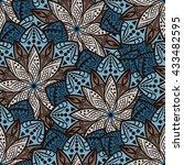 Mandala Seamless Pattern....