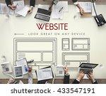 template layout web ui website...