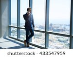 full length shot of a stylish... | Shutterstock . vector #433547959