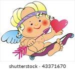 cupid | Shutterstock .eps vector #43371670