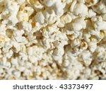 pop corn maize useful as a... | Shutterstock . vector #43373497