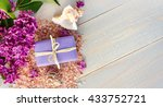 Organic Spa Soaps With Lilac...