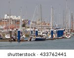 cowes  isle of wight | Shutterstock . vector #433762441